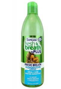 Dodatek do wody TROPICLEAN FRESH BREATH Water Additve Plus Digestive Support 473 ml