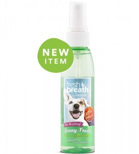 Spray do higieny jamy ustnej TROPICLEAN FRESH BREATH Oral Care Spray Berry Fresh 118 ml - dla psa i kota o smaku owoców