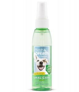 Spray do higieny jamy ustnej TROPICLEAN FRESH BREATH OralCare Spray 118 ml - dla psa i kota