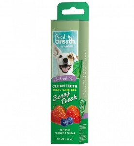 Żel do pielęgnacji zębów i dziąseł TROPICLEAN FRESH BREATH Clean Teeth Gel Berry Fresh 59 ml