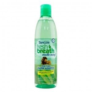 Dodatek do wody TROPICLEAN FRESH BREATH Original Water Additive 473 ml