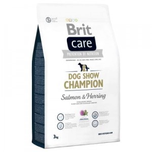 Brit Care Dog Show Champion Salmon&Herring 3kg