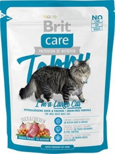 Brit Care Cat Tobby I'm a Large Cat 400g