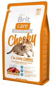 Brit Care Cheeky I´m Living Outdoor 2kg