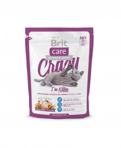 Brit Care Crazy I´m Kitten 400g