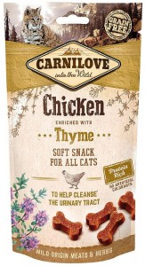 Carnilove Przysmak Soft Chicken with tyme