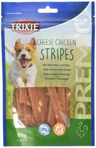 Trixie Premio Cheese Chicken Stripes 100g