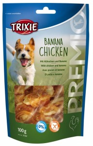 Trixie PREMIO Banana Chicken 100g